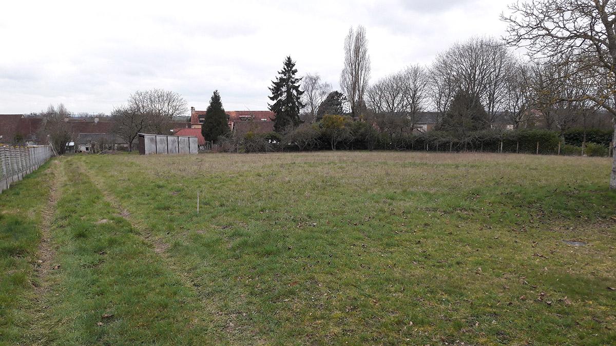 Bois vie une s lection de terrains constructibles sur for Agrandissement maison sur terrain non constructible